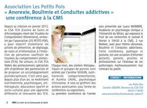 Bulletin CMS 2