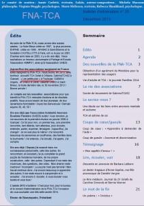 Bulletin FNA TCA